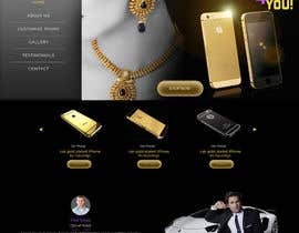 #17 for Design a Website Mockup for Luxury phones by niladrilx