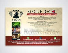 #8 for Redesign of a Golf Package and make an A3 poster and a banner by designciumas