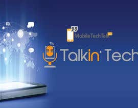 #157 for MobileTechTalk Podcast Logo by meher7777