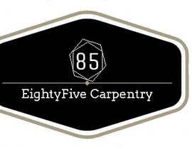 #11 for Design a Logo For EightyFive Carpentry. by aminedj2008