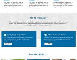#27 for Design a Website Mockup for HydraWatch by rginfosystems