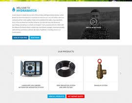 #10 for Design a Website Mockup for HydraWatch by pixelwebplanet