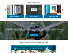 #16 for Design a Website Mockup for HydraWatch by pixelnpixel