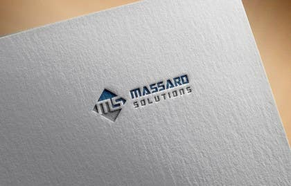 #4 for Logo de Massaro Solutions by RealReflection