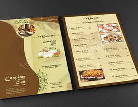 #9 for Design modern Food Menu by jeku000