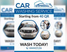 #3 for Brochure for Blue Diamond Mobile Carwash Qatar. by bivash7