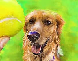 #46 for Pet Pop Art Portrait by ridhokelana