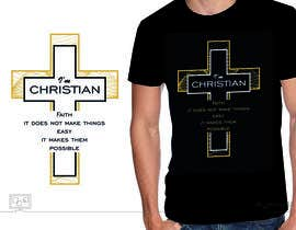 #11 for Create Large Christian Life Graphic (for t-shirt) by Agemo88