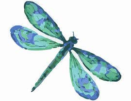 #11 for Design a dragonfly logo/image by rhusselrai