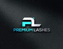 #212 for Design a Logo - Premium Lashes by freedoel