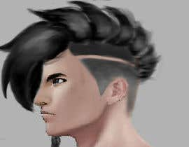 #14 for Illustrate 40 Hairstyles by lokity