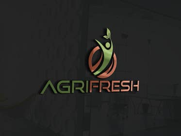 "#75 for Logo Design for a Software Technology Startup ""AgriFresh"" by swarupm769"