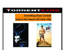 #8 for Torrentking share contest banners by logo6711