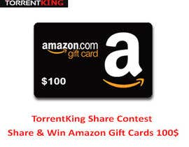 #4 for Torrentking share contest banners by Zarahi