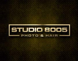 #135 for Logo for - Studio 8005 / Photo & Hair - Look at the example. by freedoel