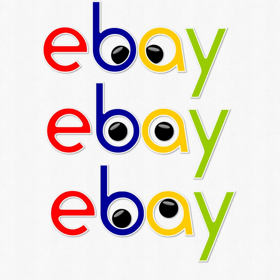 Contest Entry #1496 for Logo Design for eBay