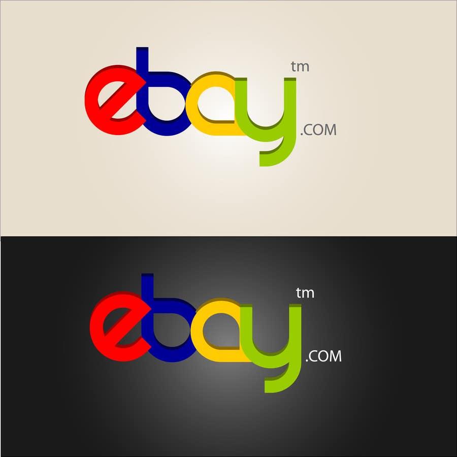 Logo Design Contest Entry #1257 for Logo Design for eBay