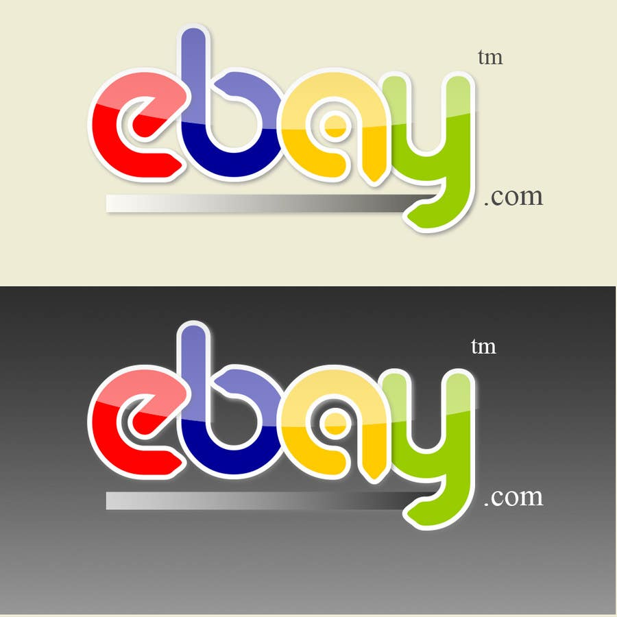 Logo Design Contest Entry #1260 for Logo Design for eBay