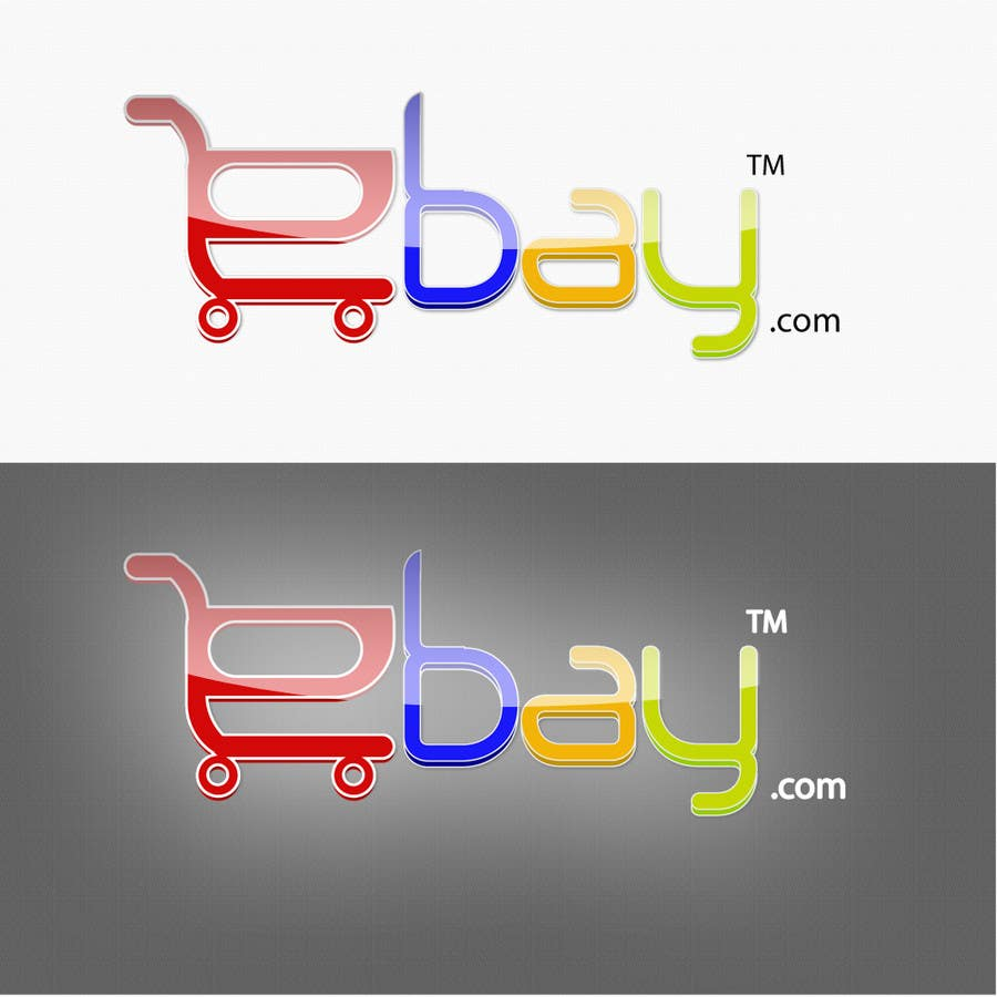 Logo Design Contest Entry #1388 for Logo Design for eBay