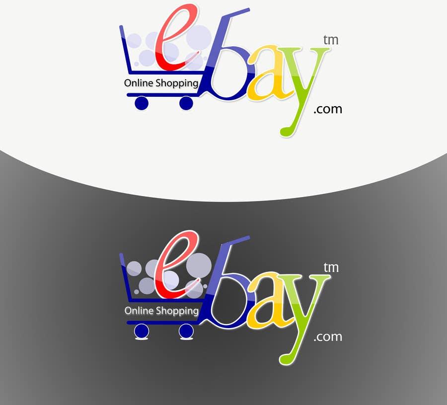 Logo Design Contest Entry #1153 for Logo Design for eBay