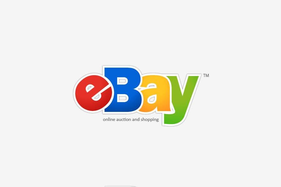 Contest Entry #573 for Logo Design for eBay