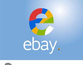 #737 para Logo Design for eBay por Mdav123