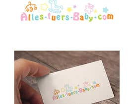 #141 for Logo design for a baby website by wpurple