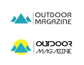 #83 for Logo design for an outdoor magazine by petersamajay