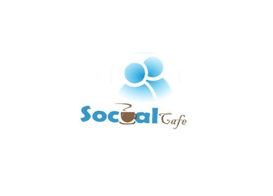 #336 for Logo Design for SocialCafe by vali23