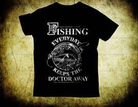 #92 for Design a T-Shirt For Fishing Shop by teecreative20