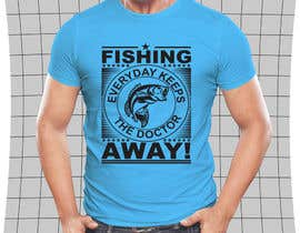#38 for Design a T-Shirt For Fishing Shop by sajidbd006