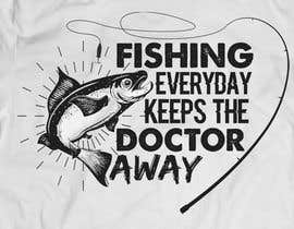#75 for Design a T-Shirt For Fishing Shop by alMusawar