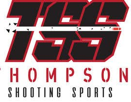 #28 for New Logo for Thompson Shooting Sports by TudyGraphics