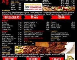 #2 for Design a restaurant menu by maidang34