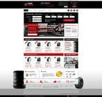 Contest Entry #38 for Website Design for Tyres