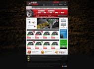 Graphic Design Inscrição do Concurso Nº40 para Website Design for Tyres