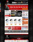 Contest Entry #44 for Website Design for Tyres