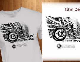#90 for Sanremo Cafe Racer T shirt Design by Nandox363