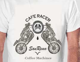 #79 for Sanremo Cafe Racer T shirt Design by simohamedabkari
