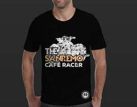 #80 for Sanremo Cafe Racer T shirt Design by cr8iveguru