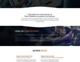 #26 for Parent-Child Landing Page Concept by pradipchavan