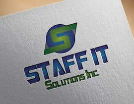 #38 for Design a Logo  for staffIT Solutions Inc. by lipon1617