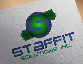 #41 for Design a Logo  for staffIT Solutions Inc. by lipon1617