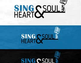 #14 for I need a logo for a singing workshop called 'Sing Heart and Soul' by AVALONcreativos