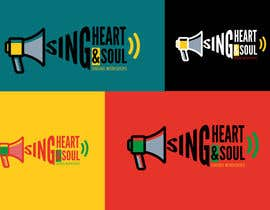 #18 for I need a logo for a singing workshop called 'Sing Heart and Soul' by AVALONcreativos