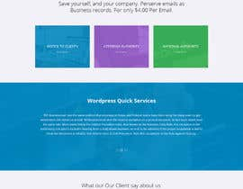 #12 for Design a Website Mockup for Certified Email Service by pradeep9266