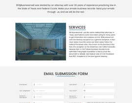 #8 for Design a Website Mockup for Certified Email Service by saurmathur