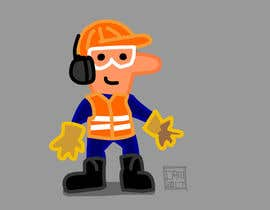 #1 for Interactive Safety Charactor by danimations