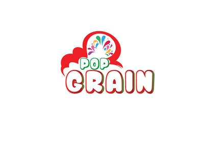 #305 for Design a Logo for POPGRAIN by activlogo