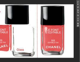 #2 for Nail polish bottle Graphic Design by photomanua